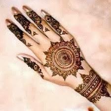 Mehndi Henna Display Photos - Twinkl