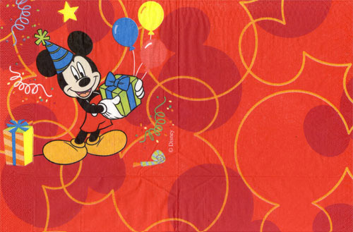 Mickey Mouse All Characters