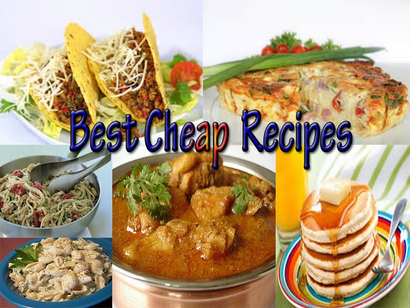 Cheap recipes ideas five easy healthy recipes that wont break the cheap recipes ideas forumfinder Image collections