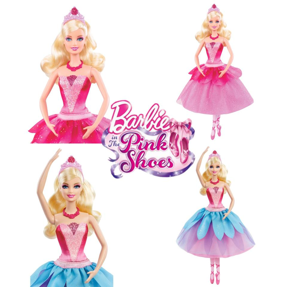 Barbie The Pink Shoes Barbie E As Sapatilhas Magicas Olhem