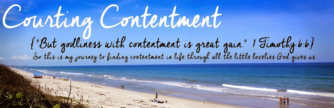 Courting Contentment