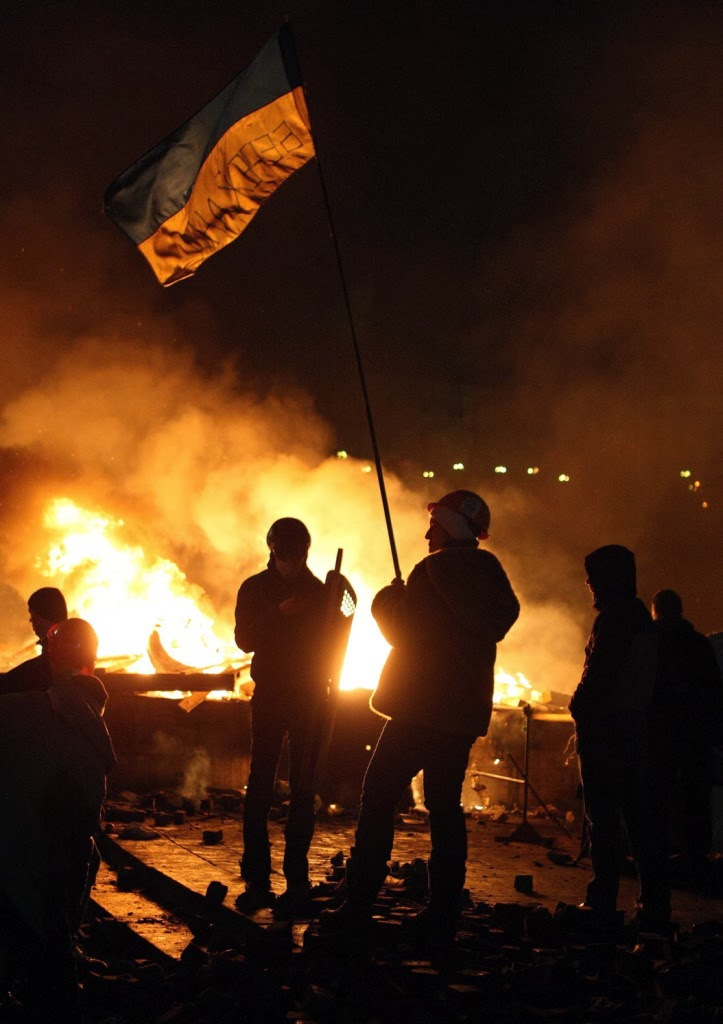 Ukrajna, ukrán tüntetések, Kijev, erőszak, Viktor Janukovics, Vitalij Klicsko,