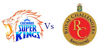 CSK vs RCB Scorecard