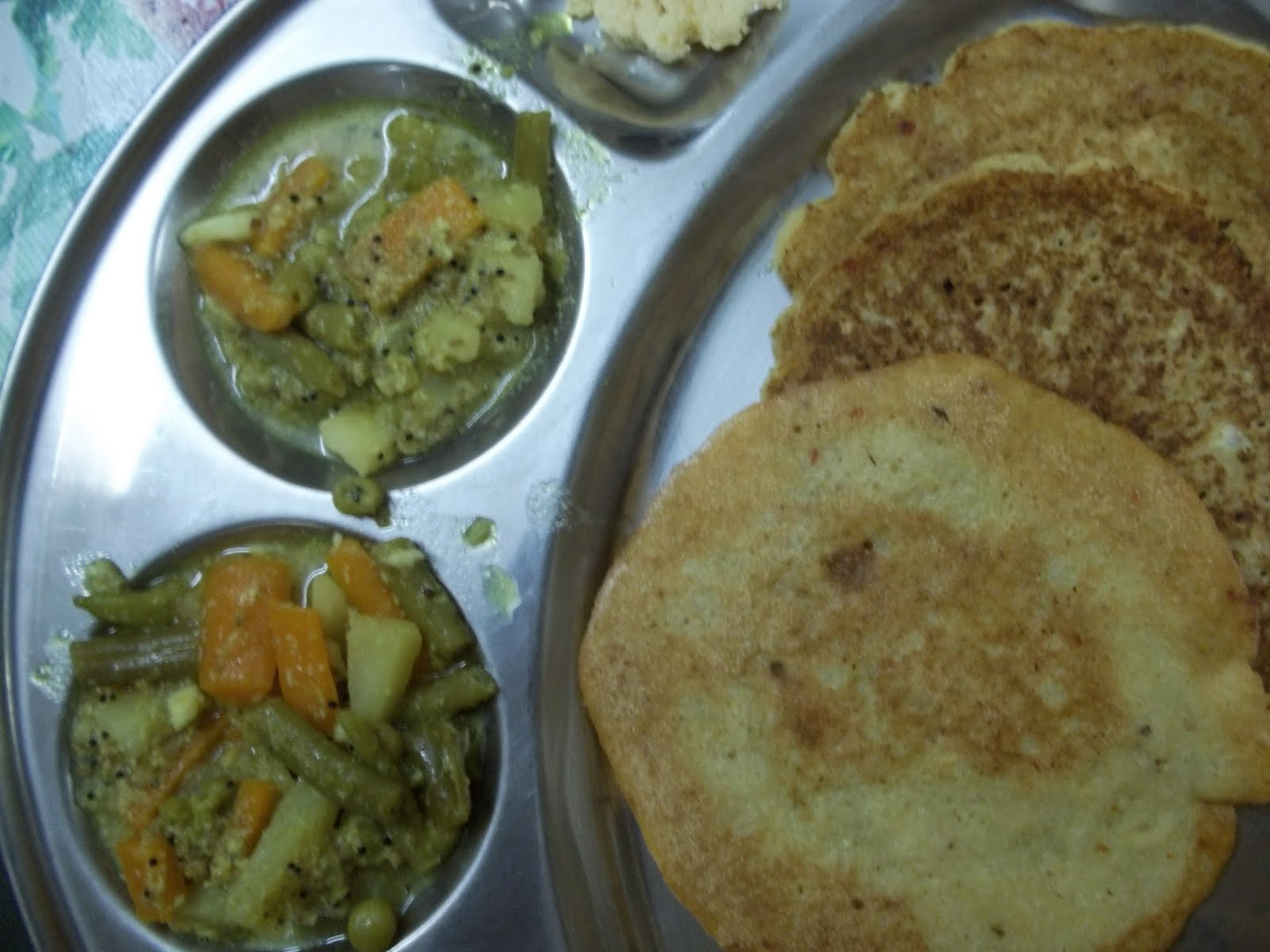 My life as an indian food and culture adai avial for Avial indian cuisine