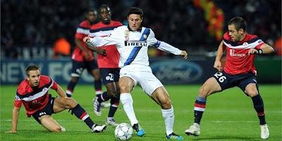 Lille 0 - 1 Internazionale Milan (3)