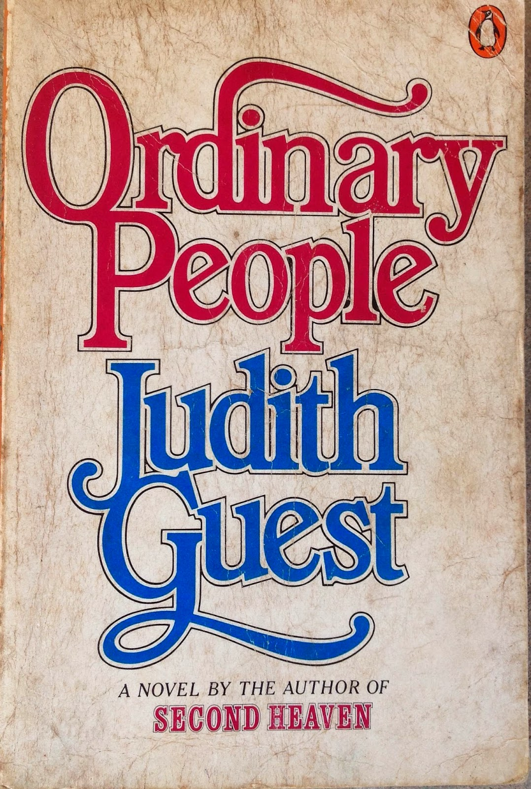 a dysfunctional family in ordinary people by judith guest Title details and video sharing options now playing ordinary people -- (movie clip) john boy conrad (timothy hutton) recalls his mother beth (mary tyler moore) and tries to explain to his.