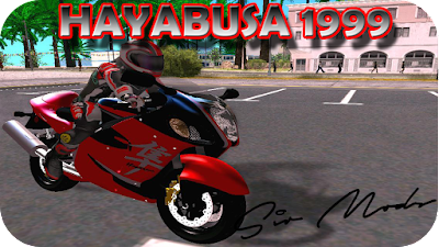 GTA SA Suzuki Hayabusa 1999 Download
