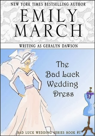 https://www.goodreads.com/book/show/17979949-the-bad-luck-wedding-dress