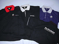 kaos seragam kerja