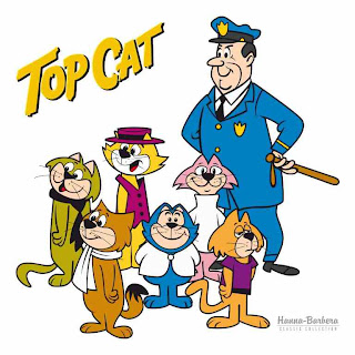 ... do Top Cat (Manda-Chuva)