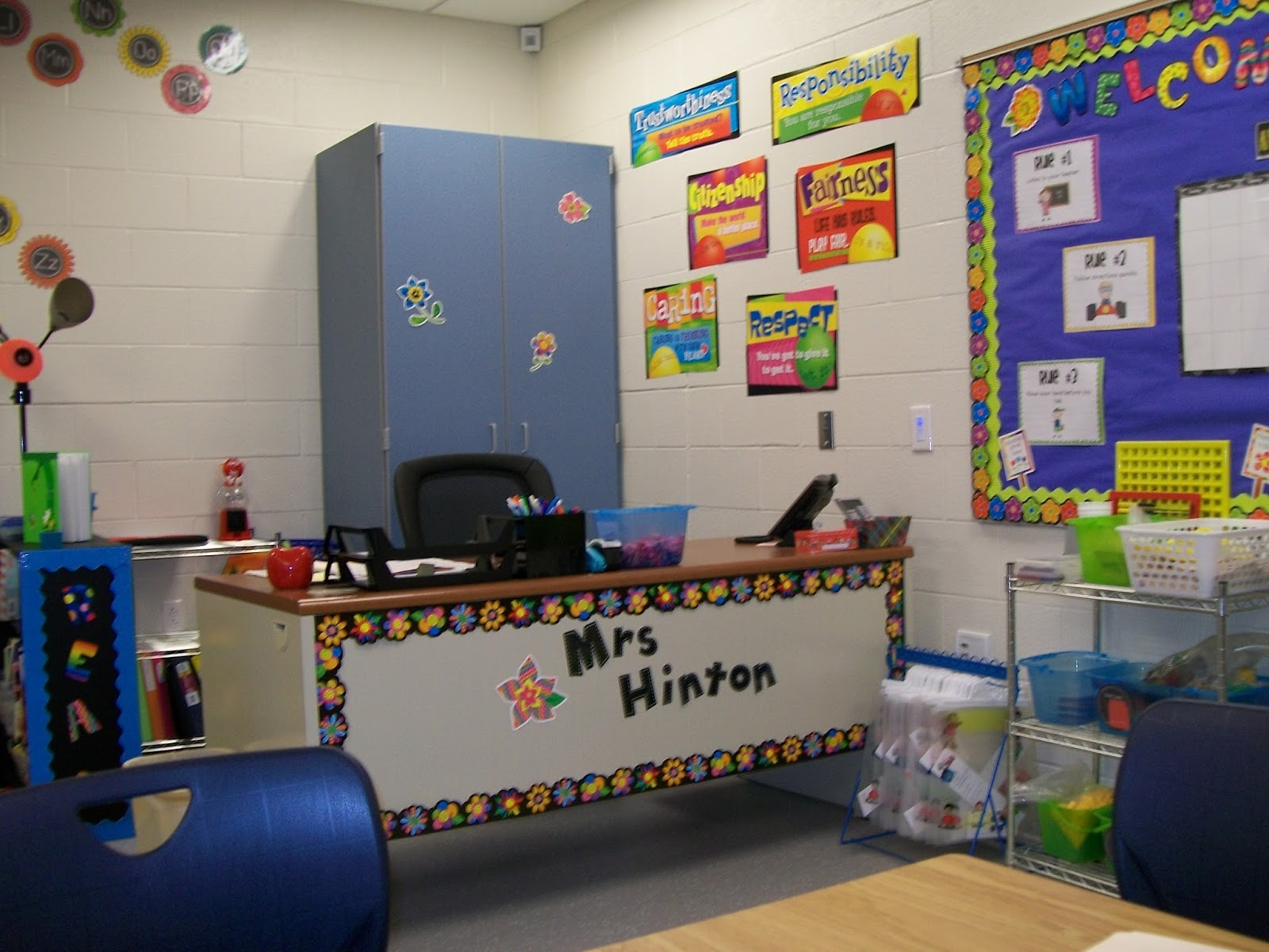 Special Education Classroom Decoration ~ Mrs h s resource room new pics bts freebie