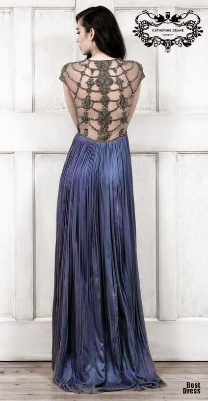 Vestidos largos elegantes de moda | Vestidos 2015