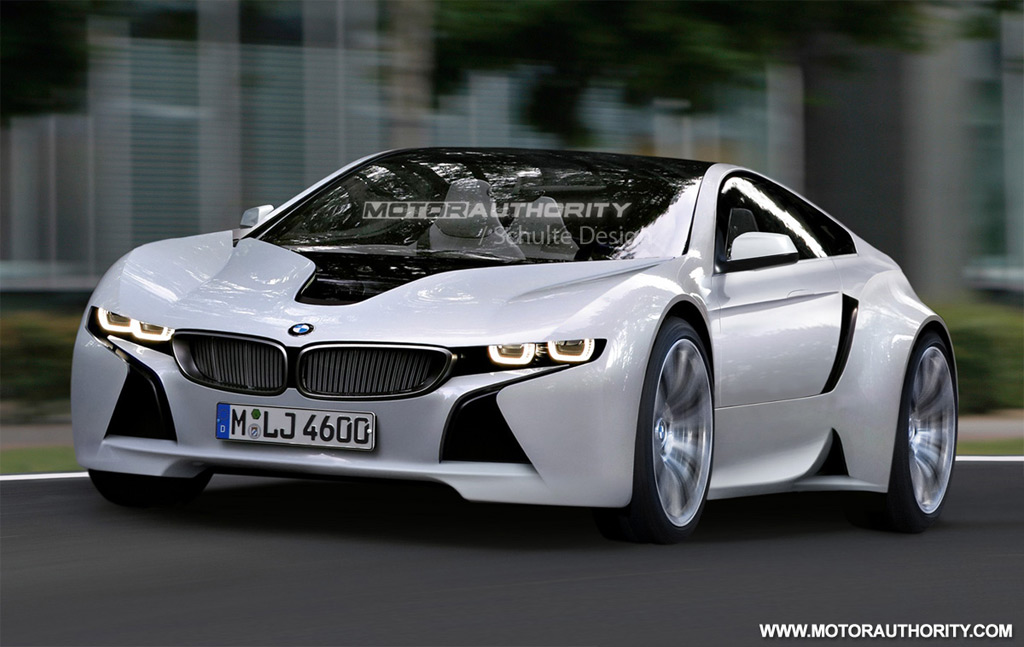 New Modified Cars: BMW Sports Car