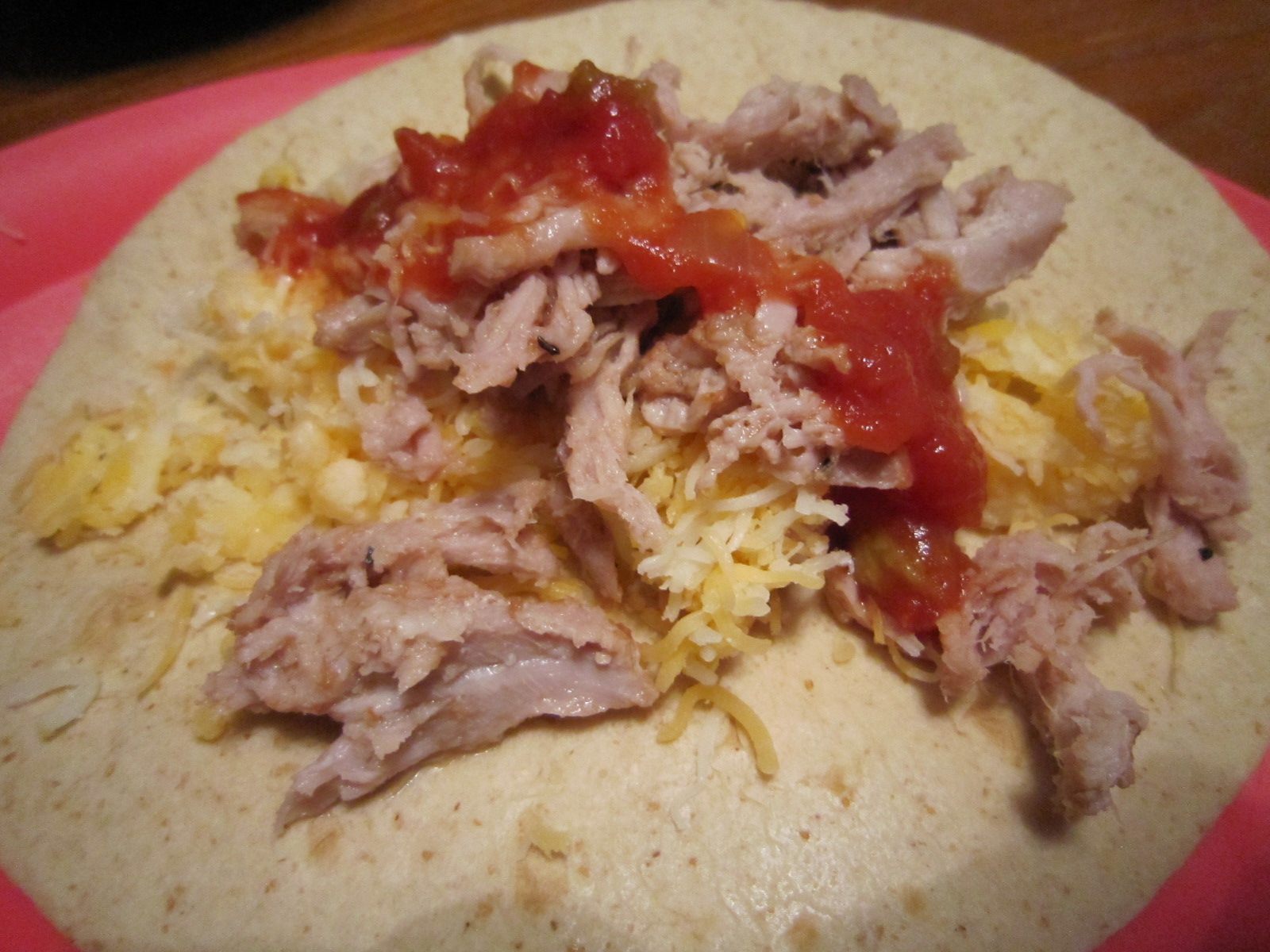 Living a Changed Life: Recipe Review: Sweet Barbacoa Pork