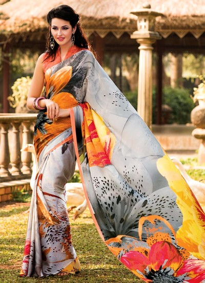 Summer Season's Best Saree Designs 2015-2016