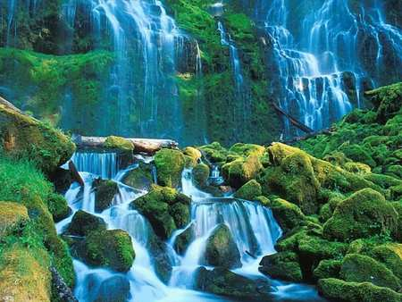 waterfall wallpapers. waterfalls wallpaper.