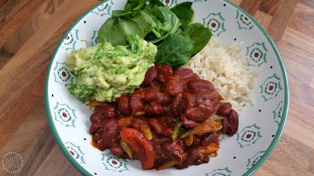 My General Life - Easy Mexican Beans - Vegan
