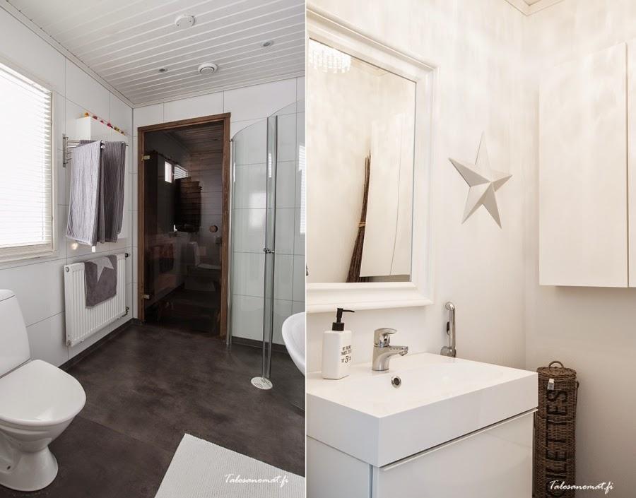 wnętrza, wystrój wnętrz, home decor, dom mieszkanie, urządzanie, dekoracje, gwiazda, gwiazdki, motyw, star, szarości, biel, białe wnętrza, łazienka