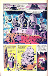 Angel  and the Ape v1 #3 - Wally Wood dc silver age 1960s comic book page art