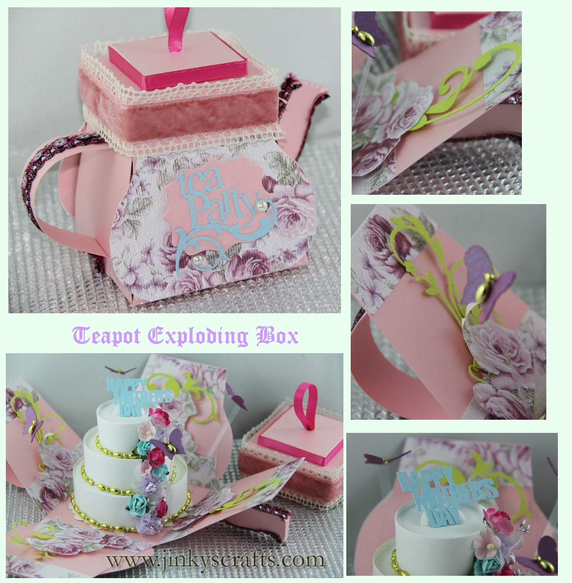 Jinky\'s Crafts & Designs: Mother\'s Day Tea Party