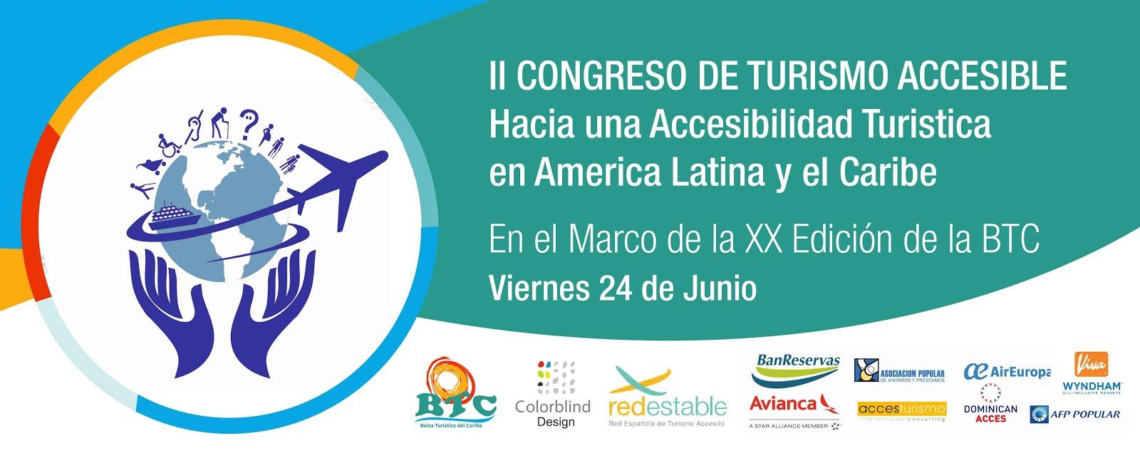 BTC II Congreso Turismo Accesible