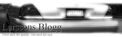 Larssons Blogg