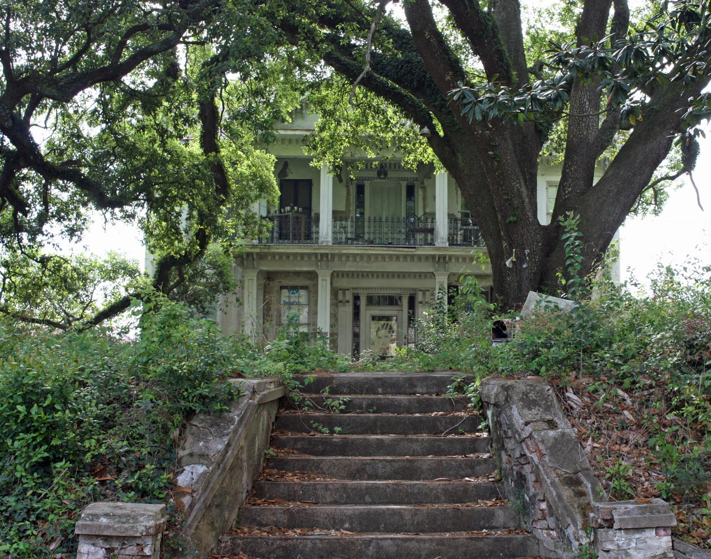 Southern lagniappe curb appeal southern style for Home builders in south ms