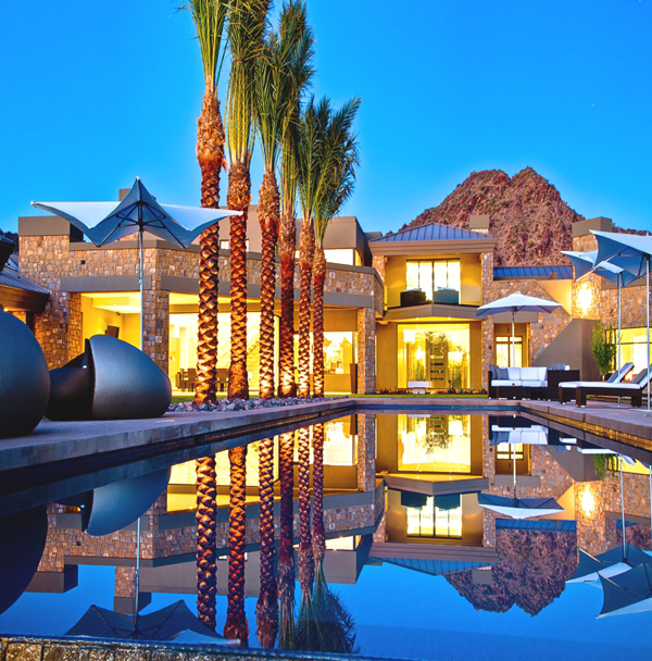 luxury scottsdale home