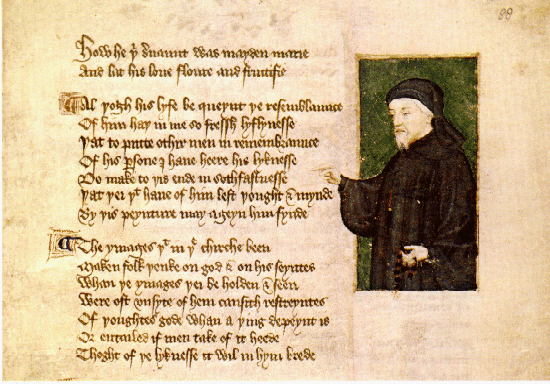 therefore we can safe assume that chaucer meant the usual date and as further evidence will confirm