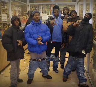 funny gangsta wannabe