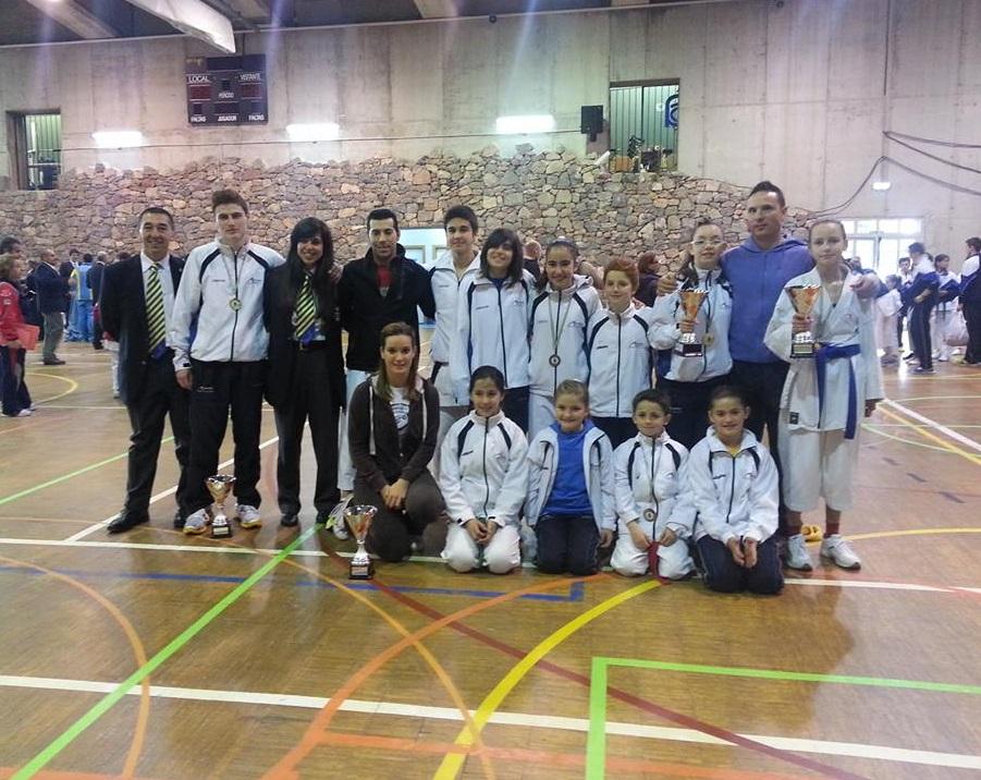 Karate shito ryu asturias el gimnasio arenas en el x for Gimnasio del centro