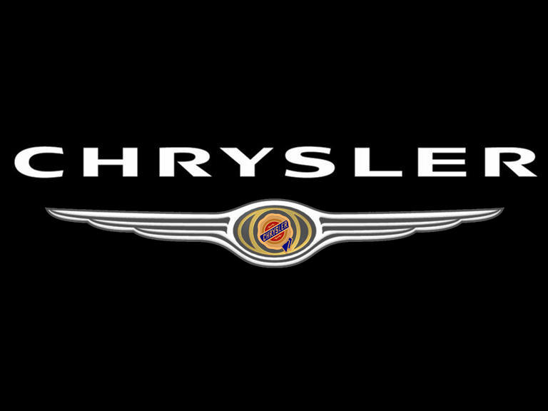 chrysler auto logo with - photo #3