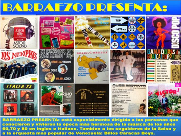 BARRAEZO PRESENTA: