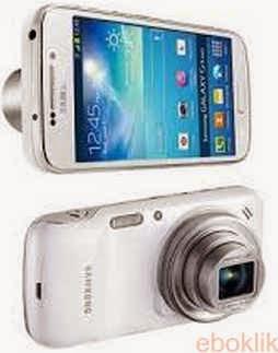 Harga dan Spesifikasi Samsung Galaxy S4 Zoom