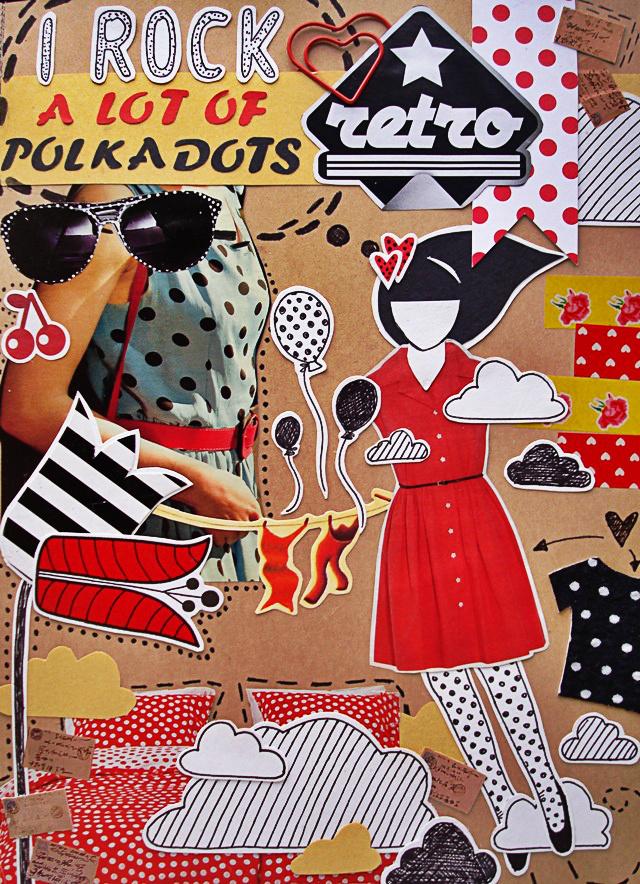 I rock a lot of polka dots