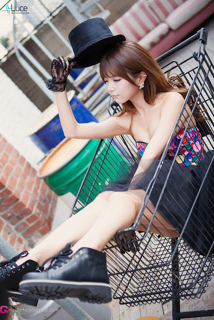 5 2 Mini Sets from Heo Yoon Mi-Very cute asian girl - girlcute4u.blogspot.com
