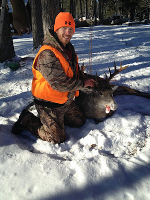 Deer hunting Clark's Resorts