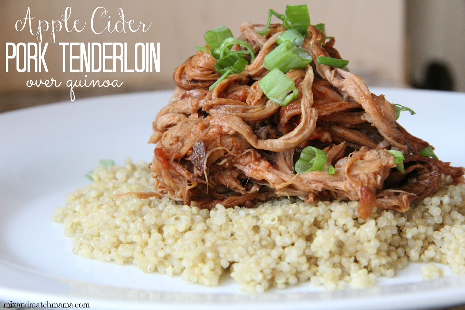 how to cook pork in cider