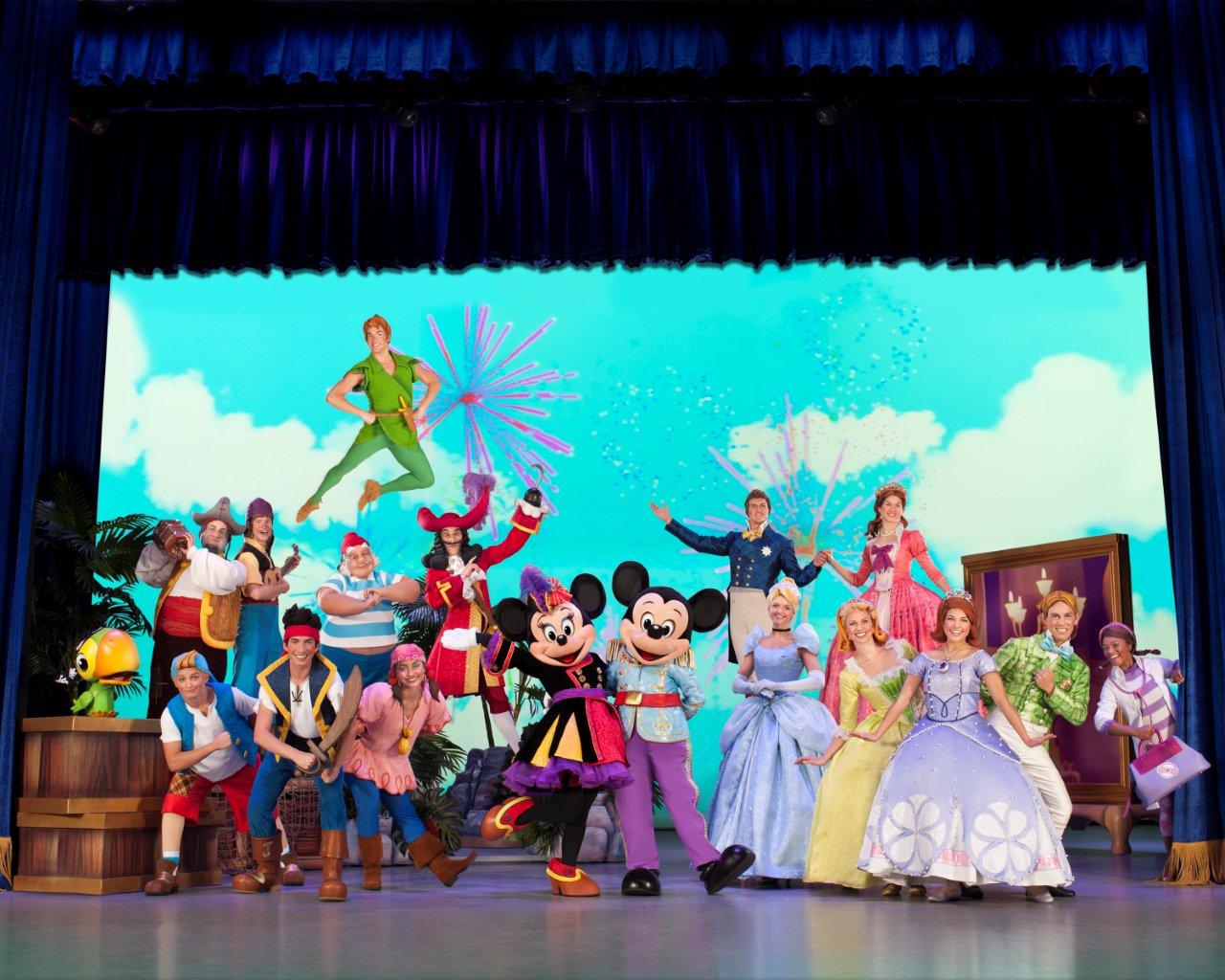 Disney Junior Live Pirate Princess Adventure