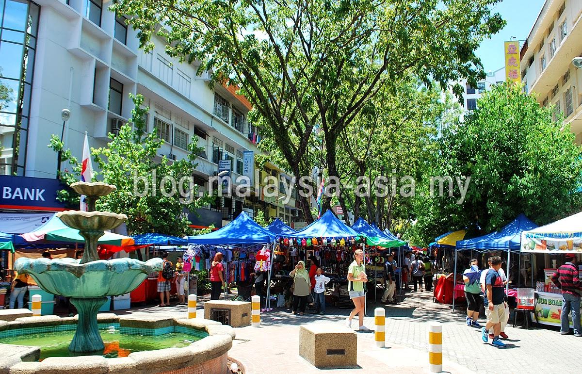 Gaya Sunday Market in Kota Kinabalu