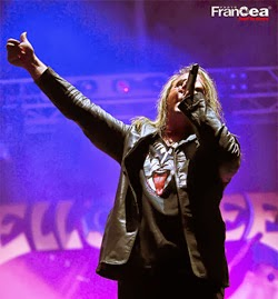 concierto de Helloween en Oviedo