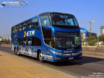 Buses ETM - Marcopolo 1800 DD G7