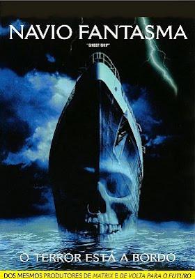 Filme Poster Navio Fantasma DVDRip XviD & RMVB Dublado