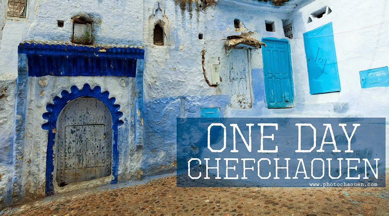 ONE DAY Chefchaouen