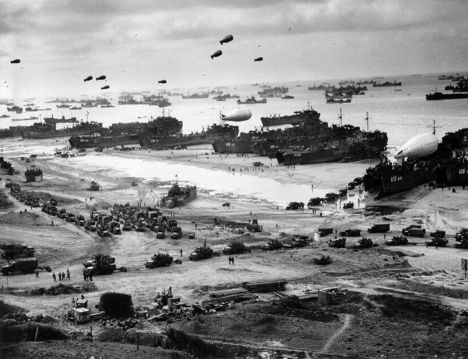 Radigan Neuhalfen S Web Log Omaha Beach 1944 Mid June