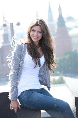 Miss Russia 2011 Natalia Gantimurova Wiki And Photos