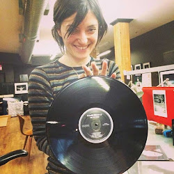 GIRL + RECORDS