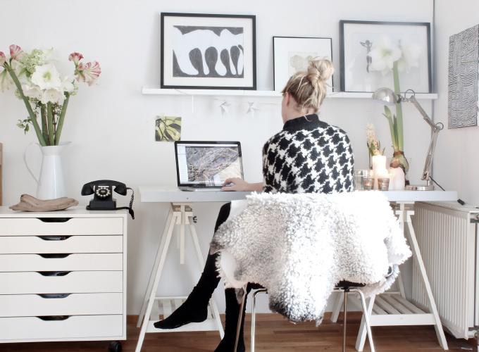 como ser mais organizado quarto blog e outros a garota que