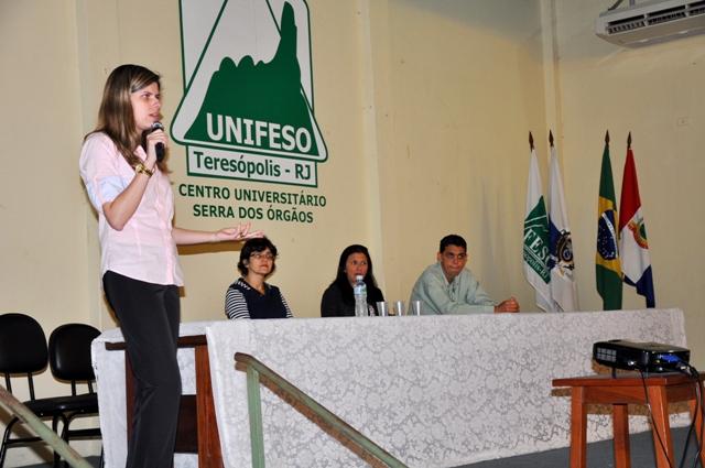 Semana Acadêmica das Engenharias atrai estudantes no UNIFESO