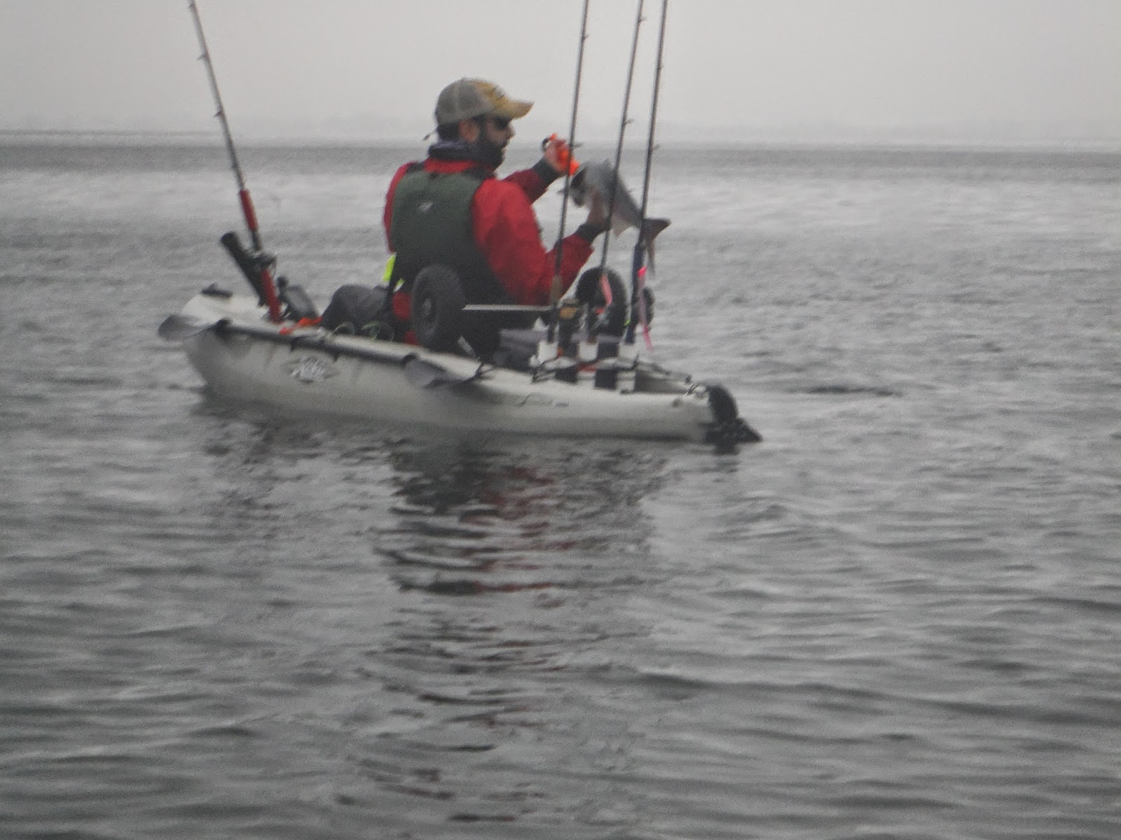 Long island kayak angler 2014 kayak fishing classic at for Kayak fishing tournaments near me